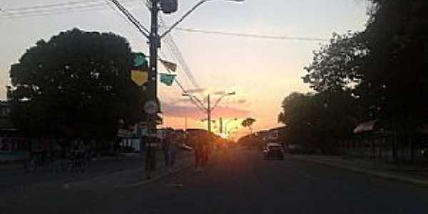 Santana-AP-Avenida Santana-Foto:Amapaense