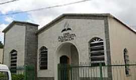 Goianá - Igreja Adventista-Foto:Wesley_Carvalho