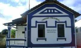 Goianá - Centro Cultural  e biblioteca municipal de Goianá MG, Por Guerino de Resende Siviero