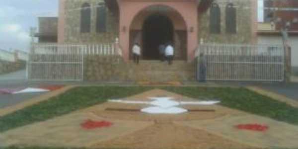 Igreja Matriz de Santo Antônio. Goianá MG, Por Guerino de Resende Siviero