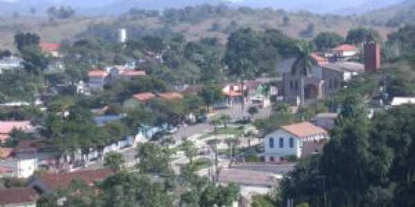 Vista aérea de Goianá MG, Por Guerino de Resende Siviero