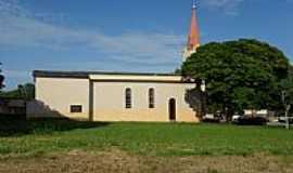 Goianases - Igreja Matriz-Foto:vanildo santos