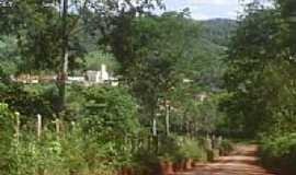 Gororós - Estrada de terra chegando em Gororós-Foto:Heliomar Cassiano