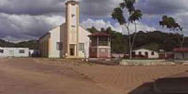 Igreja em Gororós-Foto:Heliomar Cassiano