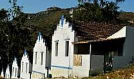 Gouveia - Casas do Povoado de Gouveia-Foto:Leandro Durães