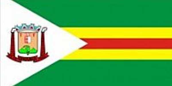 Bandeira da cidade de Gouveia-MG