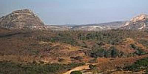 Vista da regi�o de Gouveia-Foto:Leandro Dur�es