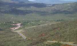 Grão Mogol - Grão Mogol-MG-Estrada de acesso-Foto:Josue Marinho