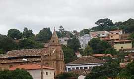 Grão Mogol - Grão Mogol-MG-Vista do centro-Foto:Josue Marinho