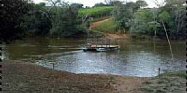 Balsa-Rio Sapucaí-Foto:fer e cah  [Panoramio]