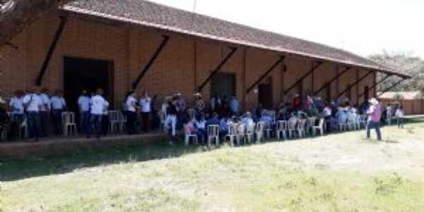 ENCONTRO DE CAVALEIROS NA ESTAÇÃO FERROVIARIA, Por ISMAEL SANTOS