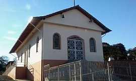Guarani - Guarani-MG-Igreja de São Cristóvão no Bairro Nova Guarani-Foto:Raymundo P Netto