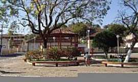 Guarani - Praça Antnio Carlos - Coreto