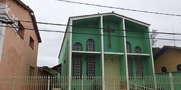 Guarani-MG-Igreja de São Sebastião-Foto:vichv