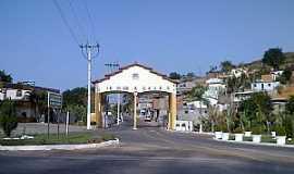 Guarará - Guarará-MG-Pórtico de entrada da cidade-Foto:Raymundo P Netto
