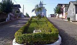 Guarará - Guarará-MG-Praça da Igreja de N.Sra.do Rosário-Foto:Raymundo P Netto