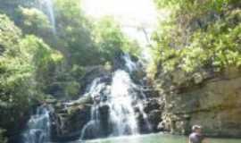 Guarda-Mor - cachoeira da usina - Foto antônio bernardes brito, Por Antonio Eduardo de Oliveira