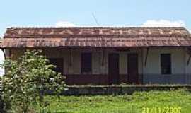 Guardinha - Antiga estação ferroviária-Foto:jose luiz ramos faul… [Panoramio]