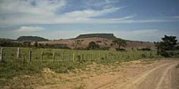 Morro da Mesa-Foto:José Reis de Paula [Panoramio]