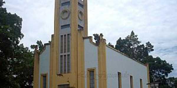 Guaxima-MG-Igrja de São José-Foto:Leonardo Figueiredo