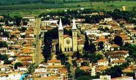 Guaxupé - Guaxupé-MG-Vista do centro-Foto:www.espacoturismo.com