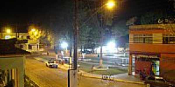 Prefeitura e praça-Foto:doutorjah [Panoramio]