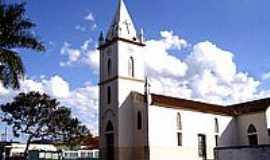 Guimarânia - Matriz de São Sebastião-Foto:Vicente A. Queiroz