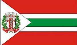 Guimarânia - bandeira de Guimarânea