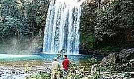 Guimarânia - Cachoeira dos Borges-Foto:tarciso [Panoramio]