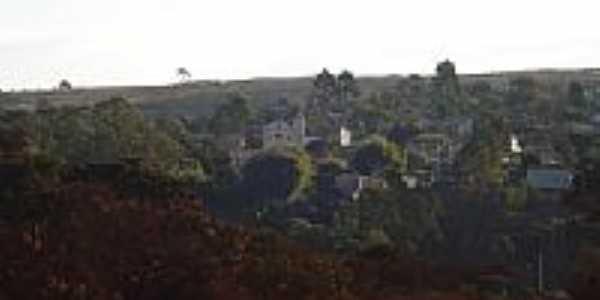 Vista do Distrito de Guinda-Foto:Amelia Pousada