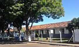 Gurinhatã - Gurinhatã-MG-Escola Municipal José Martins Alameu-Foto:Marcos marinho de me…