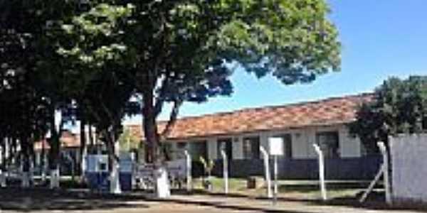 Gurinhatã-MG-Escola Municipal José Martins Alameu-Foto:Marcos marinho de me…