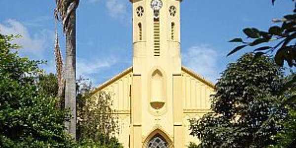 Igreja Matriz de Heliodora - MG