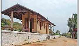 Hermilo Alves - Estação Ferroviária-Foto:trekearth.