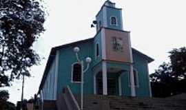 Hermilo Alves - Hermilo Alves-MG-Igreja de São Sebastião-Foto:Raymundo P Netto