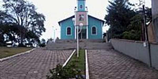 Hermilo Alves-MG-Igreja de São Sebastião-Foto:Raymundo P Netto