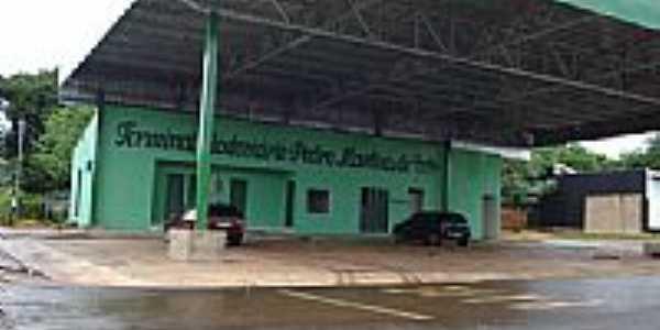 Terminal Rodoviário-Foto: José Bento Chimello