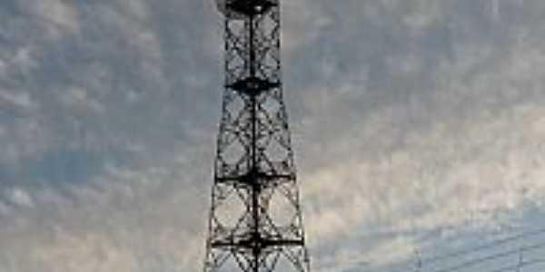 Torre de Telefonia-Foto: pedroapj