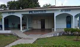Baixa da On�a - Baixa da On�a-AL-Delegacia de Pol�cia-Foto:www.alagoastempo.com.br