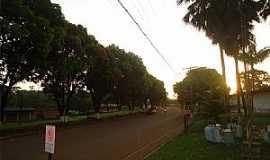 Serra do Navio - Serra do Navio-AP-Avenida principal-Foto:Wirley Almeida