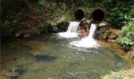 Serra do Navio - cachoeira do parque do cancam, Por wirley almeida santos