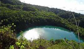 Serra do Navio - Serra do Navioi-AP-Lagoa Azul-Foto:Wirley Almeida