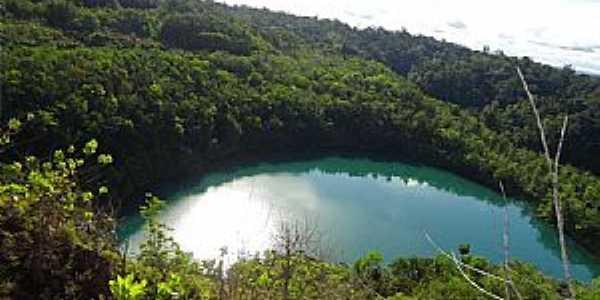 Serra do Navioi-AP-Lagoa Azul-Foto:Wirley Almeida