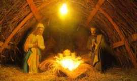 Ibertioga - PRESÉPIO DO NASCIMENTO DE JESUS, PARÓQUIA DE SANTO ANTÔNIO IBERTIOGA 2017, Por MAESTRO ALENCAR