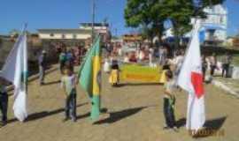 Ibertioga - desfile estudantil  ibertioga  7 de setembro 2014 maestro alencar, Por MAESTRO ALENCAR