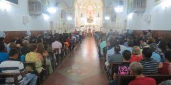 SANTA MISSA DO GALO. NASCIMENTO DE JESUS, PARÓQUIA DE SANTO ANTÔNIO, IBERTIOGA, MG 2017, Por MAESTRO ALENCAR