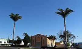 Ibiá - Igreja da Fé do Brasil em Ibiá-MG-Foto:olintocristo