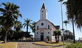 Ibiá - Igreja Matriz de São Pedro de Alcântara em Ibiá-MG-Foto:olintocristo