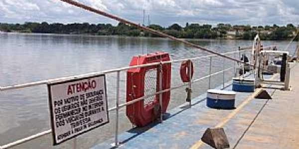 Ibiaí-MG-Travessia do Rio São Francisco-Foto:Tiago Soares