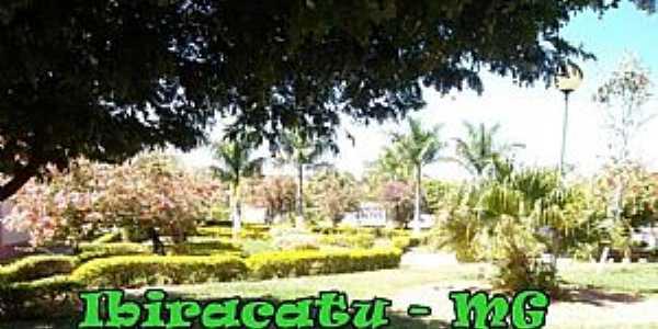 Imagens da cidade de Ibiracatu - MG